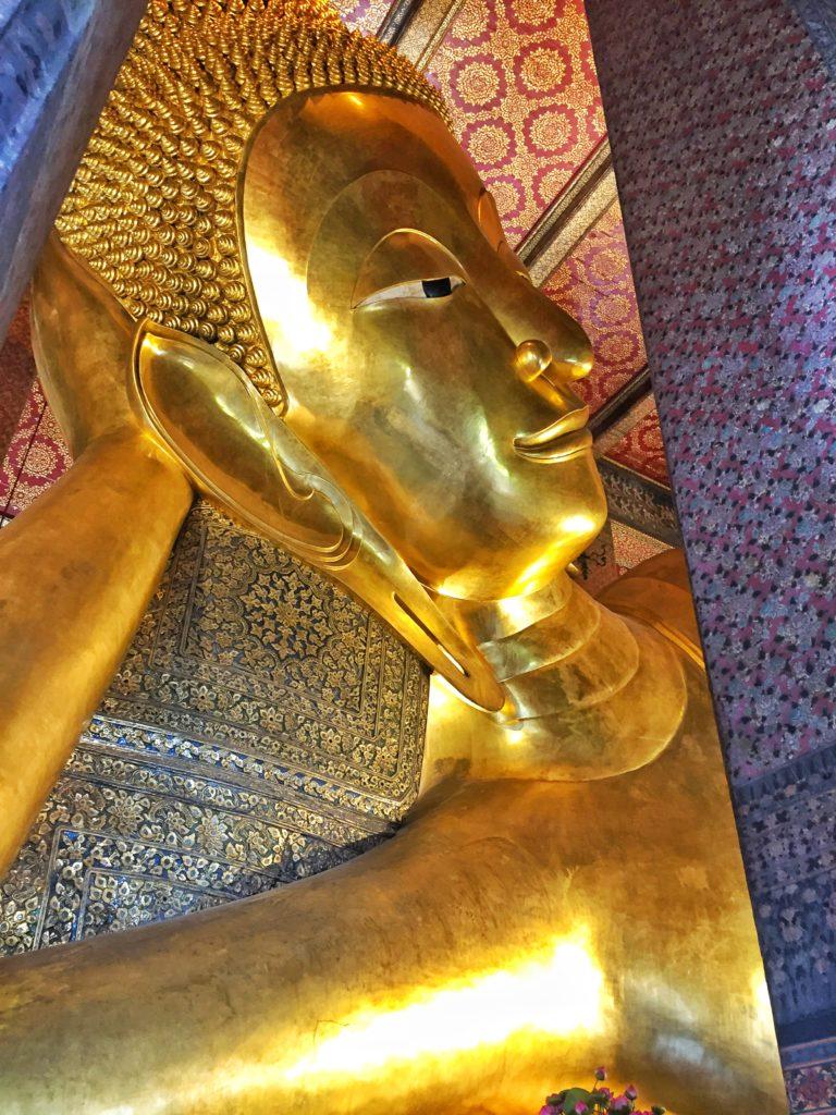 Giant Golden Buddha in Bangkok