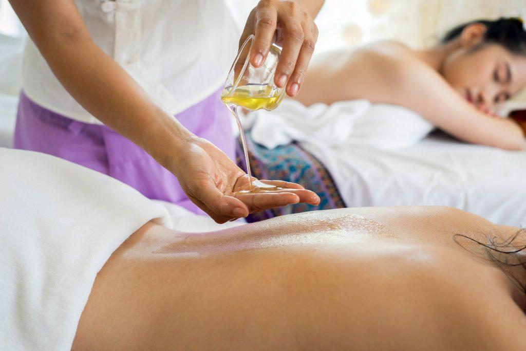 Thai massage in Chiang Mai Thailand